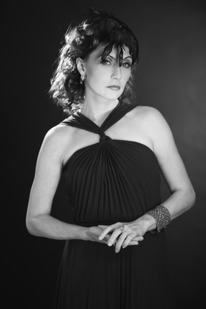 Carice वैन, वान Houten - Greta Garbo Biopic photoshoot