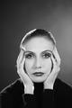 Carice van Houten - Greta Garbo Biopic photoshoot