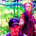 Carol and Martin - the-walking-dead icon