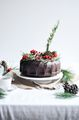 Chocolate Bundt Cake - chocolate photo