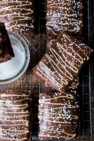 cokelat Pop-Tarts