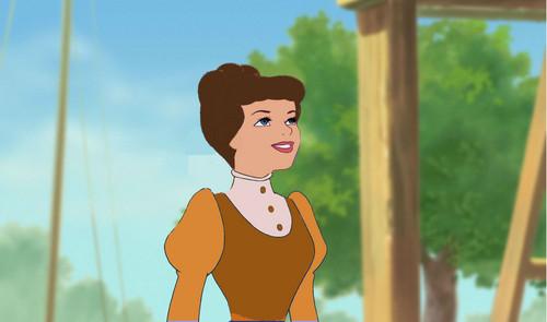 डिज़्नी प्रिन्सेस वॉलपेपर called Cinderella's Mother