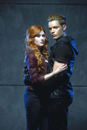 Shadowhunters TV 表示する 壁紙 called Clace