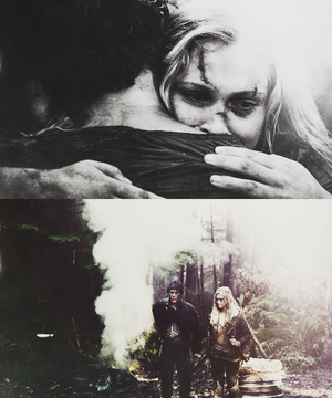Clarke and Bellamy