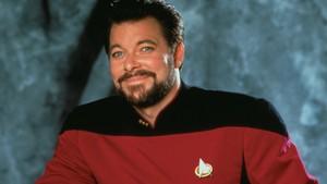 Commander Will Riker.