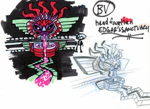 Concept Art: Black Velvetopia