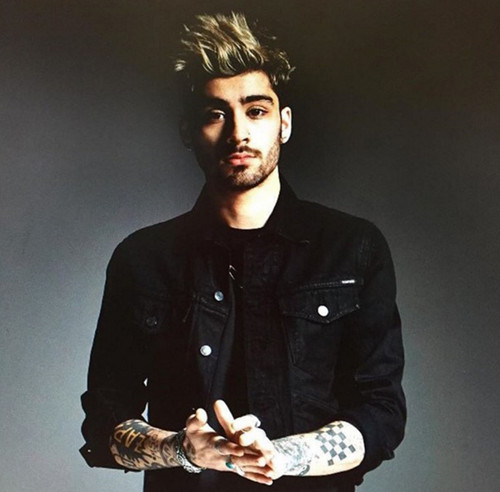 Zayn Malik wolpeyper entitled Culture Magazine