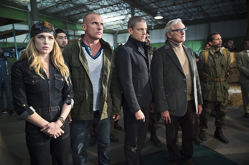 DC's Legends of Tomorrow 1.02 ''Pilot, Part 2''