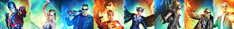 DC's Legends of Tomorrow Banner suggestion #2