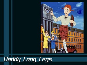 Daddy Long Legs dinding