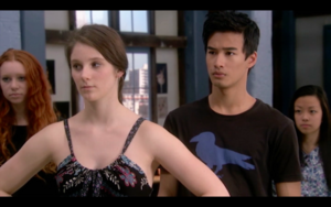 Dance Academy 2x21 - Ladder Theory