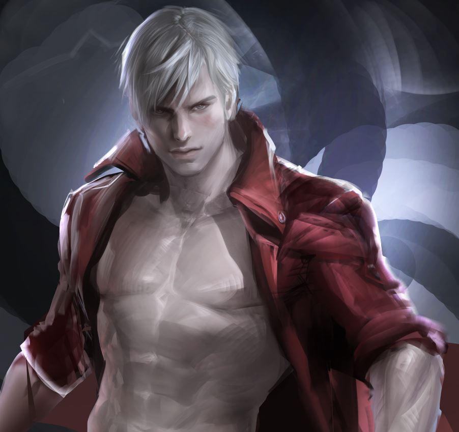 Dante Devil May Cry 3 Fan Art 39228629 Fanpop