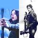 Daryl Dixon / Allison Argent - daryl-dixon icon