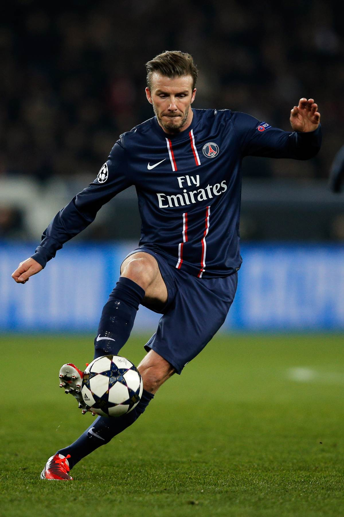 David Beckham - Soccer Photo (39284972) - Fanpop