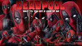 Deadpool Movie پیپر وال
