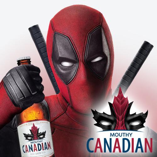 Deadpool (2016) fondo de pantalla called DeadpoolAd