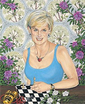 Diana, Princess of Wales-Diana Frances Spencer ( 1 July 1961 – 31 August 1997)