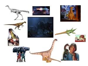 Dinosauri del 1993