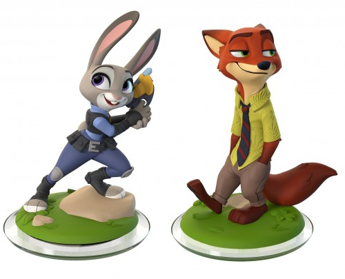 Disney's Zootopia Hintergrund called Disney Infinity 3.0 Zootopia