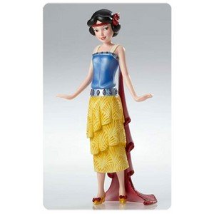 迪士尼 Showcase Snow White Art Deco Statue