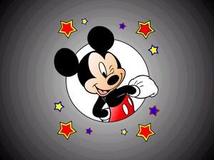 Walt Дисней Обои - Mickey мышь