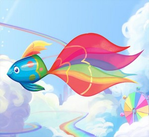 Dreamtopia - Rainbow Fish