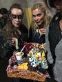 Eliza and Alycia