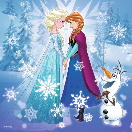 olaf and sven images elsa anna and olaf hd wallpaper and background photos 39254041. Black Bedroom Furniture Sets. Home Design Ideas