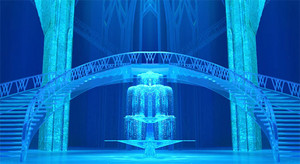 Elsa's Ice Palace First Appearance