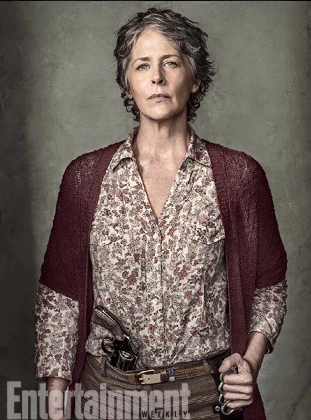 Entertainment Weekly Portraits ~ Carol Peletier