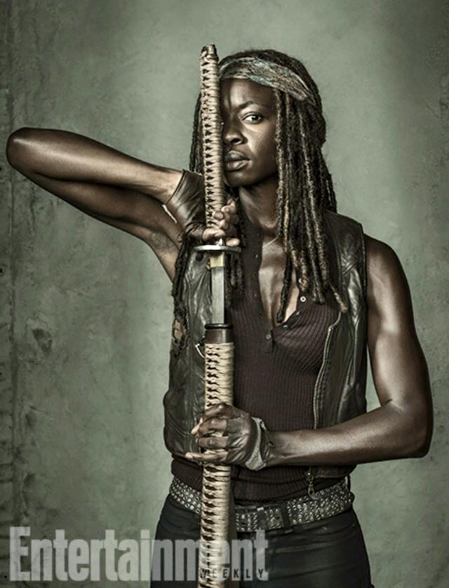 Entertainment Weekly Portraits ~ Michonne