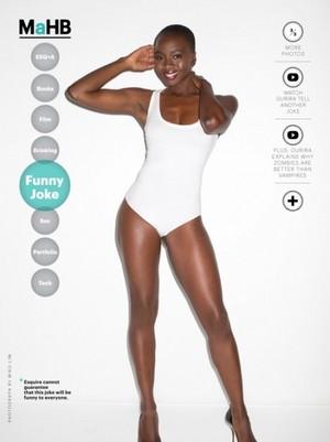 Esquire Magazine ~ 2014