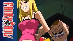 Fairy Tail Lucy Heartfilia