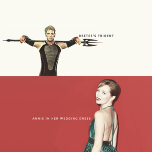 Finnick Fanart - Mockingjay Part 2