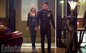 First Look at Killer Frost and Deathstorm