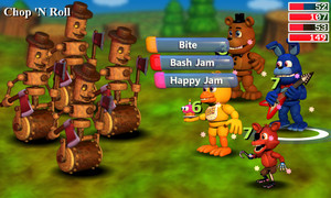 Fnaf world - Steam 6