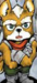 Fox McCloud - Star Fox Comic Series Pics - star-fox icon