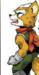 Fox McCloud  - nintendo icon