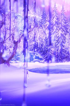 frozen phone fondo de pantalla