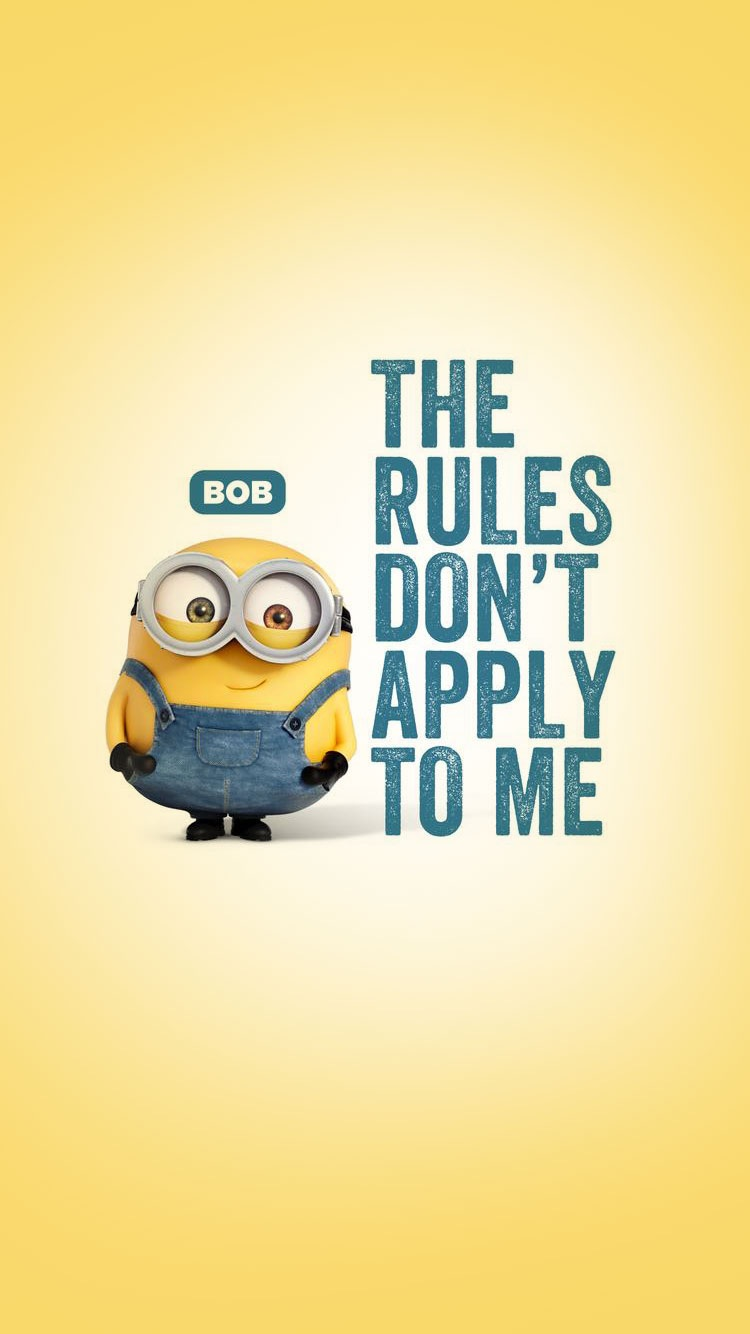 minions images funny minion iphone wallpaper hd wallpaper and