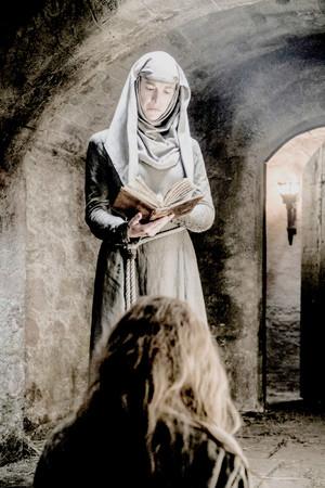 Margaery Tyrell & Septa Unella
