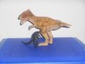 Godzilla e il giganotosauro - godzilla photo