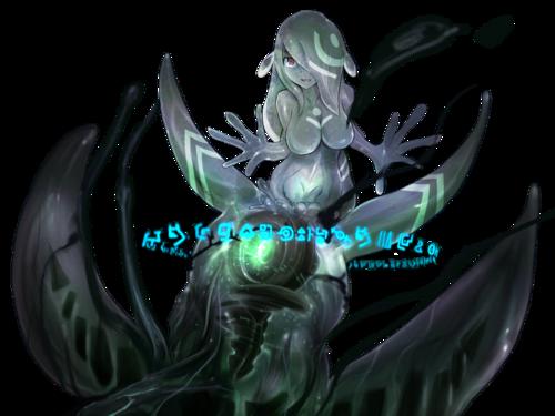 Monster Girl Quest پیپر وال entitled Grandine