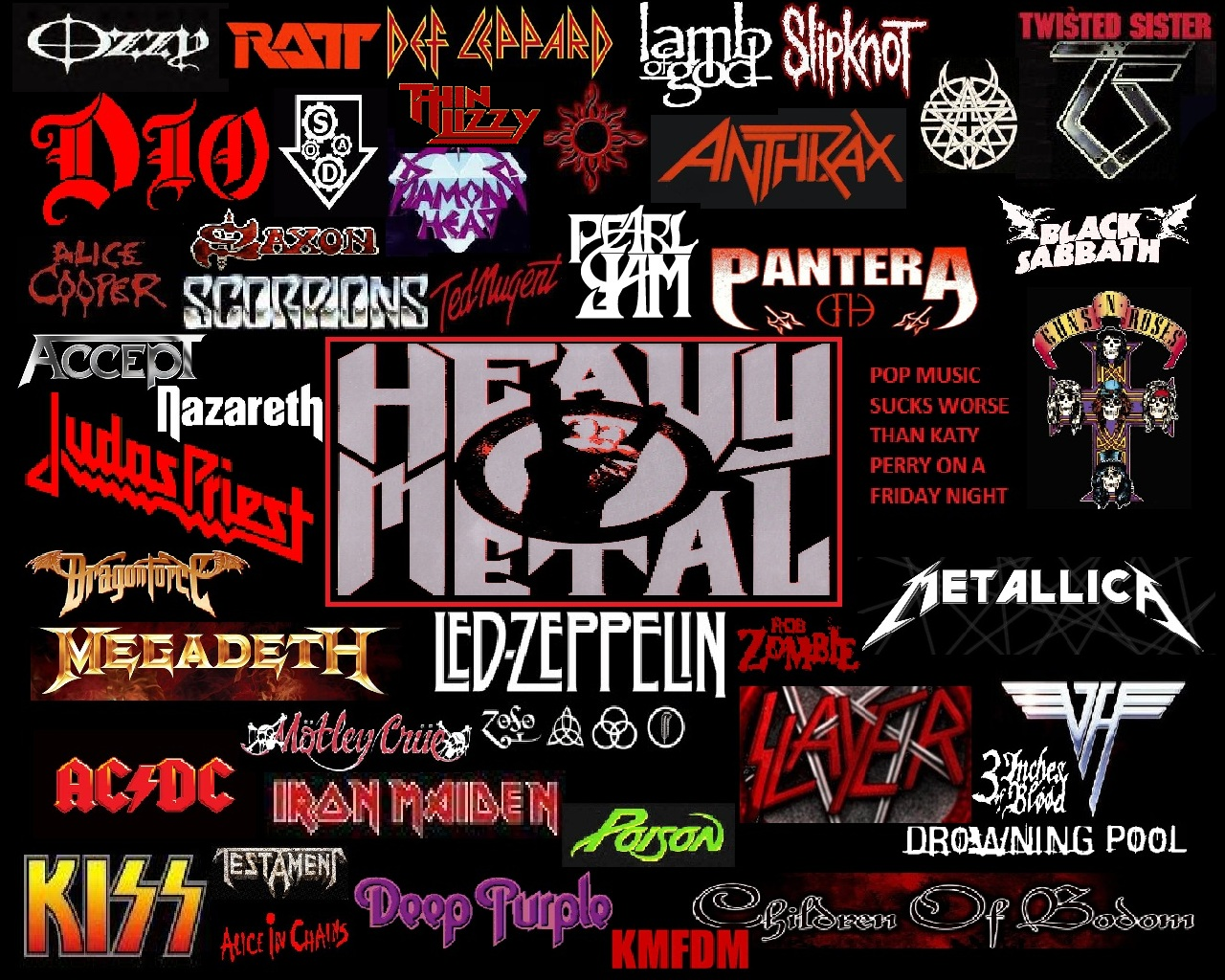 The Headbangers M Images HEAVY METAL HD Wallpaper And Background Photos