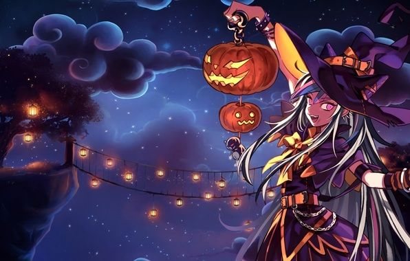 Halloween Ibuki Mioda