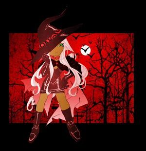 Halloween Urd - Minigoddess