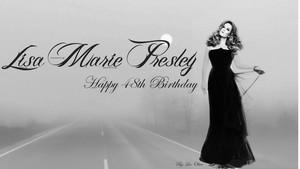 Happy 48th birthday Lisa <3