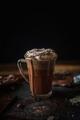 Hot Chocolate - chocolate photo