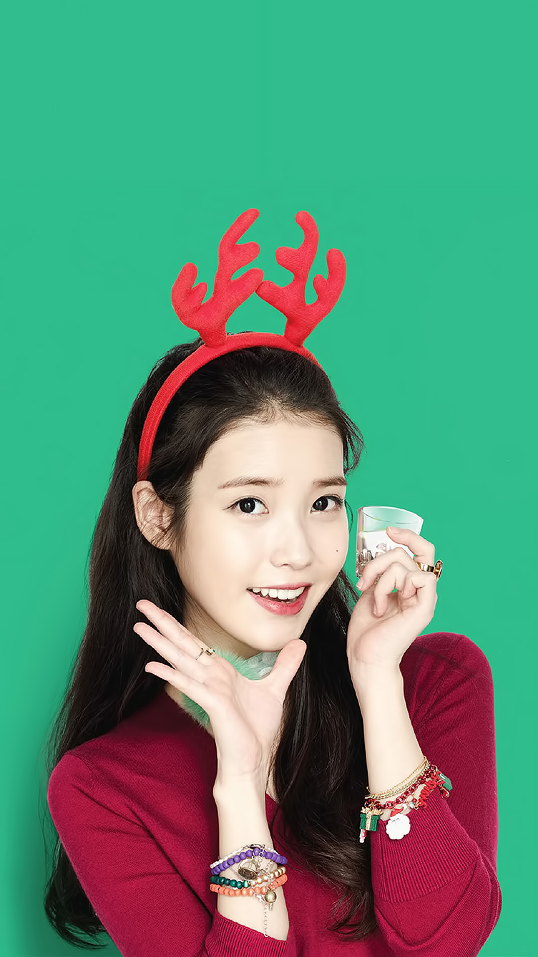 iu wallpaper for chamisul edited by iumushimushi iu