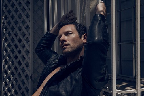 Ian Bohen wallpaper possibly containing a holding cell called Ian Bohen ☆